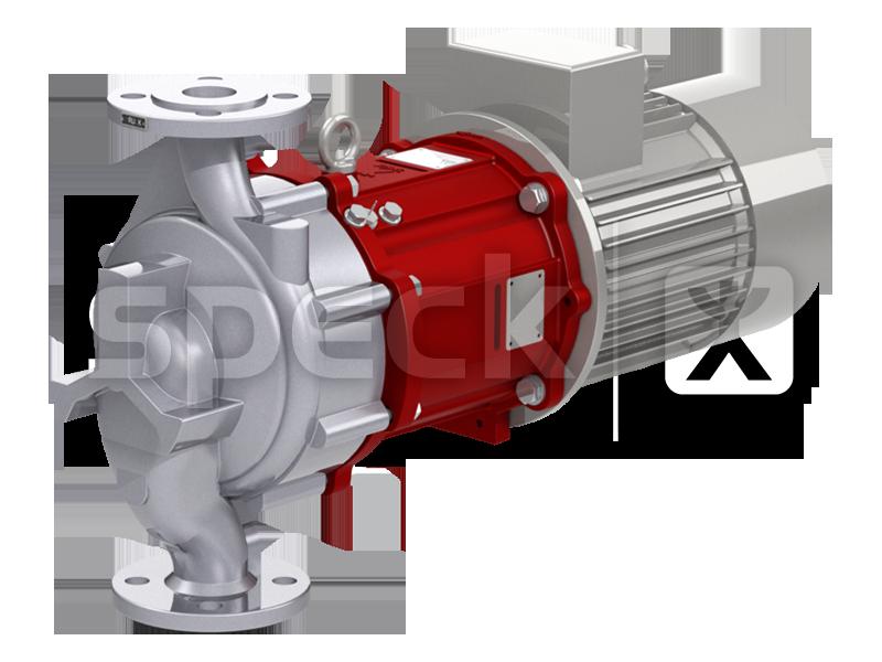 Speck Industries Centrifugal Pump TOE MI