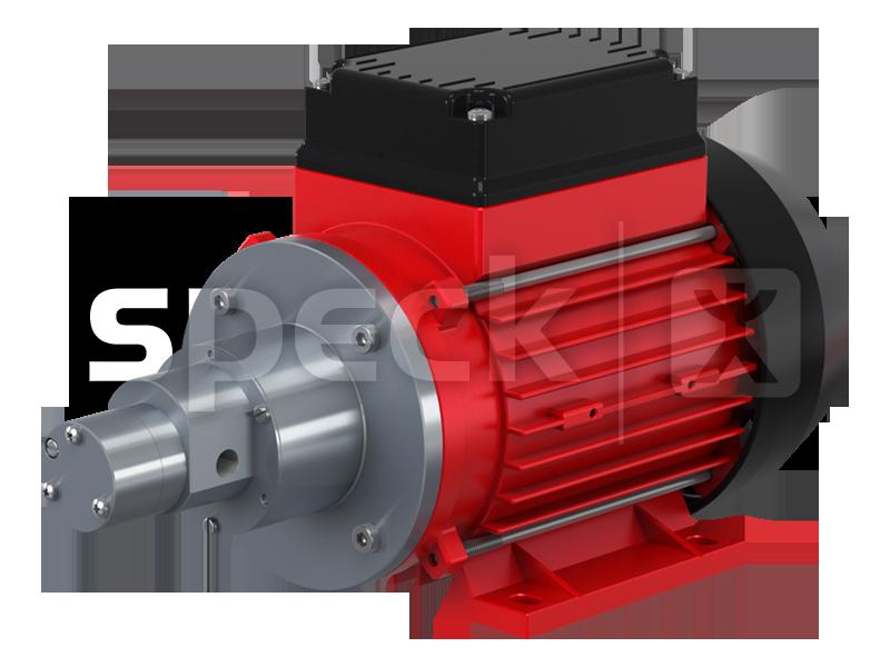 Speck Industries Gear Pump ZY-3-MK