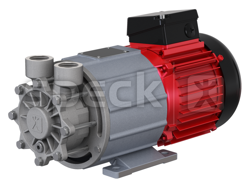 Speck Industries Regenerative Turbine Pump AY-2481
