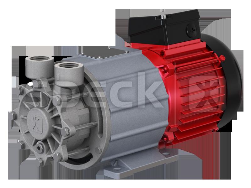 Speck Industries Regenerative Turbine Pump AY-2481