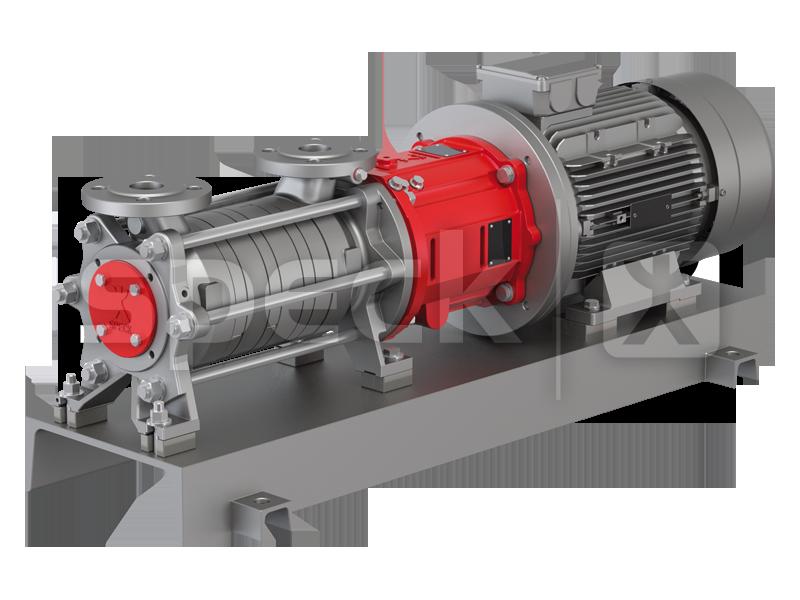 Speck Industries Side Channel Pump SKM 4003
