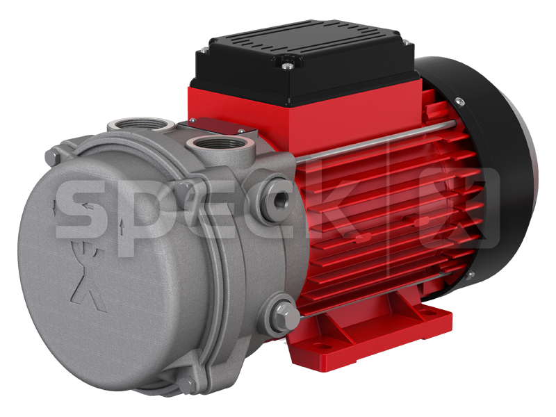 Speck Industries Liquid Ring Vacuum Pump VI-30