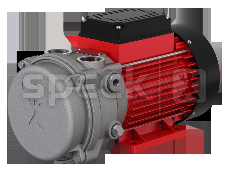 Speck Industries Liquid Ring Vacuum Pump VI-30