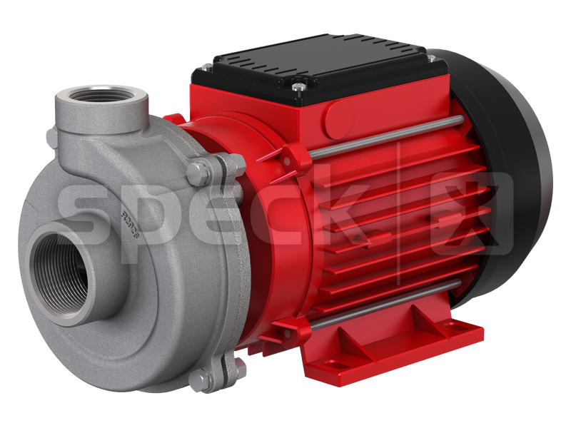 Speck Centrifugal Pump Under 30 GPM - ME-301-1