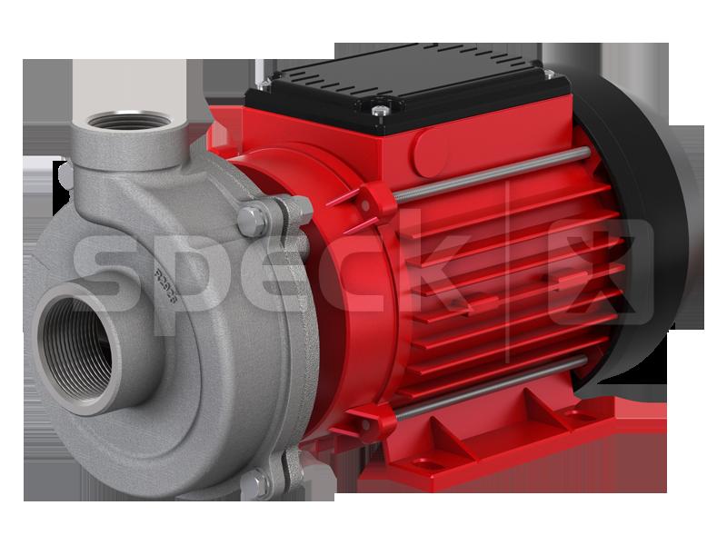 Speck Centrifugal Pump Under 30 GPM - ME-301-1