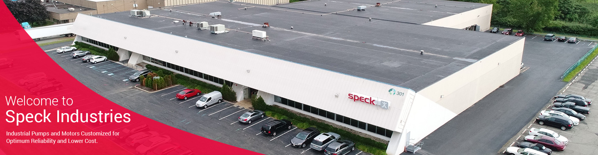 Speck Industries New Jersey Plant